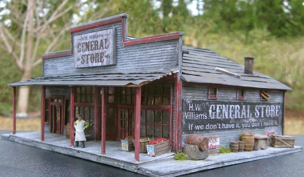 HO General Store